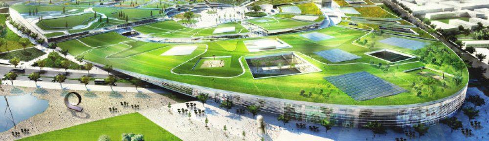 GRUEN: Green Urban Environments
